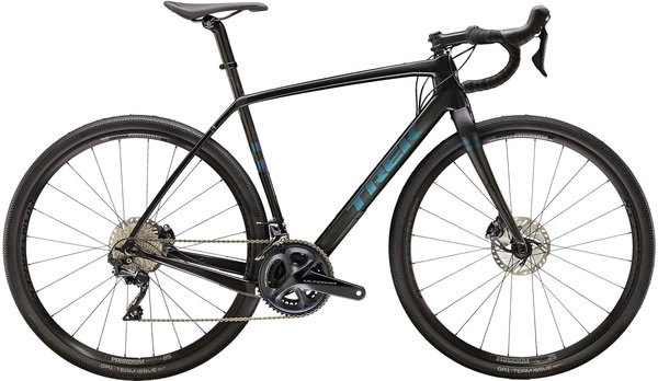 Trek Checkpoint SL 6 Color: Matte Trek Black