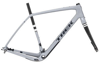 Trek Checkpoint SL Frameset Color: Gravel