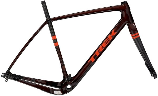 Trek Checkpoint SL Frameset Color: Carbon Red Smoke