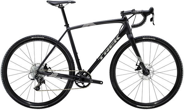 Trek Crockett 4 Disc Color: Matte Trek Black