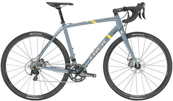 Trek Crockett 5 Disc Color: Battleship Blue