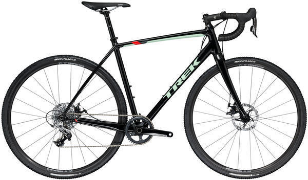 Trek Crockett 5 Disc Color: Trek Black/Sprintmint