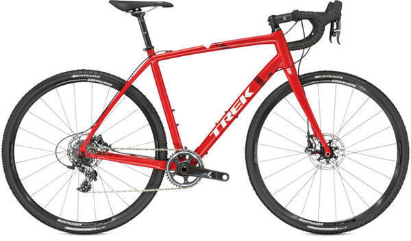 Trek Crockett 7 Disc Color: Viper Red