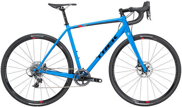 Trek Crockett 7 Disc Color: Waterloo Blue/Trek Black