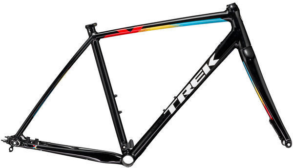 Trek Crockett Disc Frameset Color: Trek Black