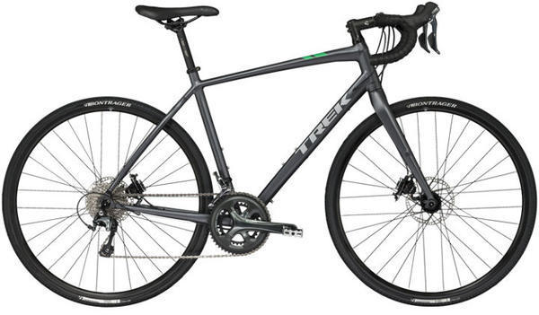 Trek CrossRip 2 Color: Matte Metallic Charcoal
