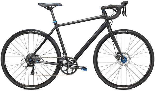 Trek CrossRip Elite Color: Matte Trek Black