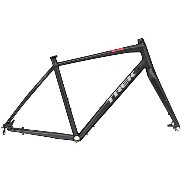 Trek CrossRip Frameset Color: Matte Trek Black
