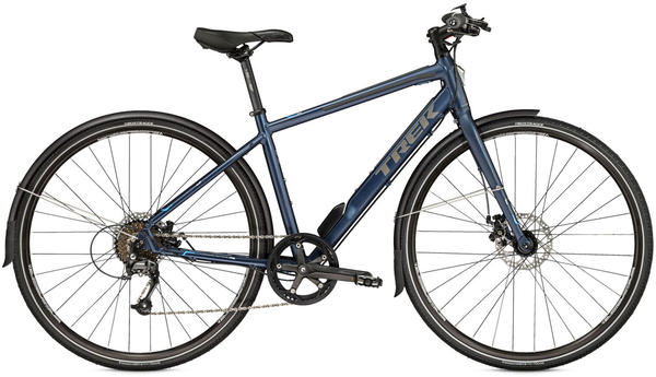 Trek Lync 3 Color: Matte Nocturne