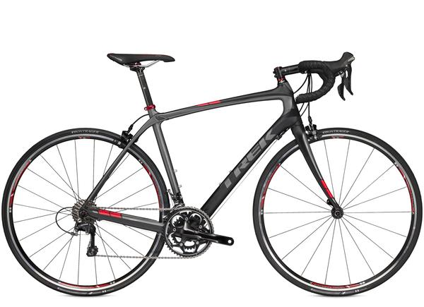 Trek Domane 4.5 Color: Matte Trek Black