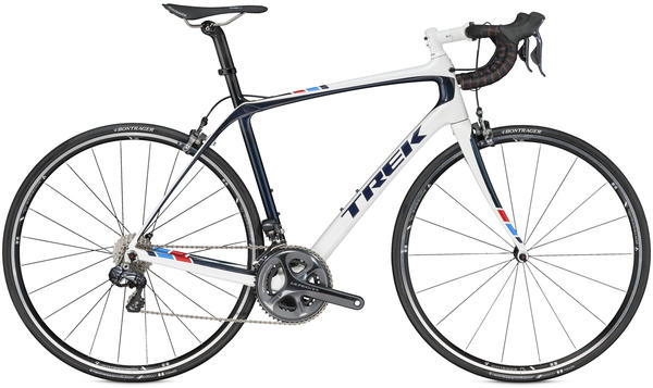 Trek Domane 5.9 C Color: Blue Smoke/Crystal White
