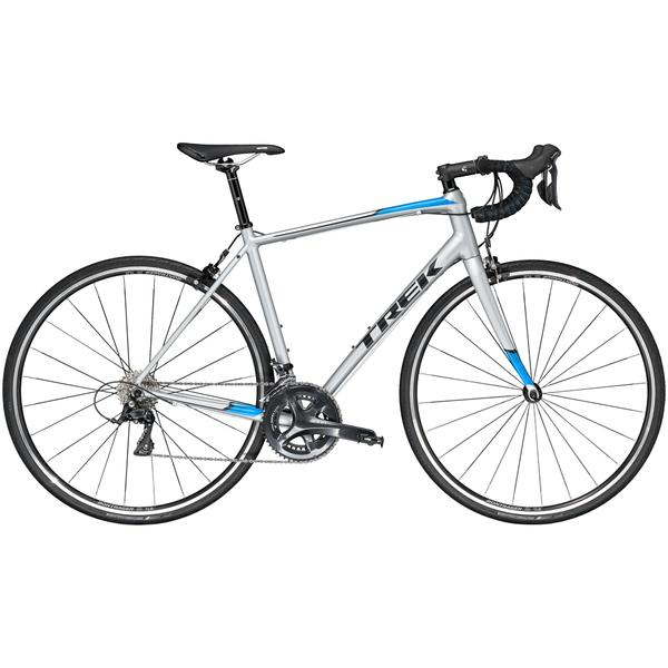 Trek Domane AL 3 Color: Matte Quicksliver