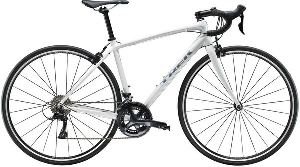 Trek Domane AL 3 Women's Color: Crystal White
