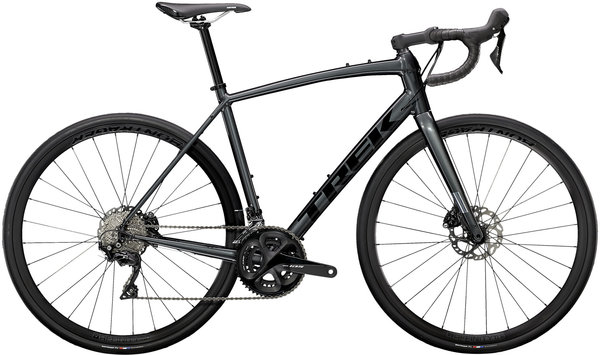 Trek Domane AL 5 Disc Color: Lithium Grey/Trek Black