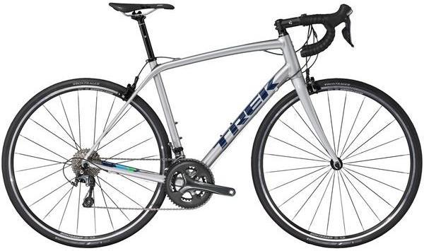 Trek Domane ALR 4 Color: Quicksilver