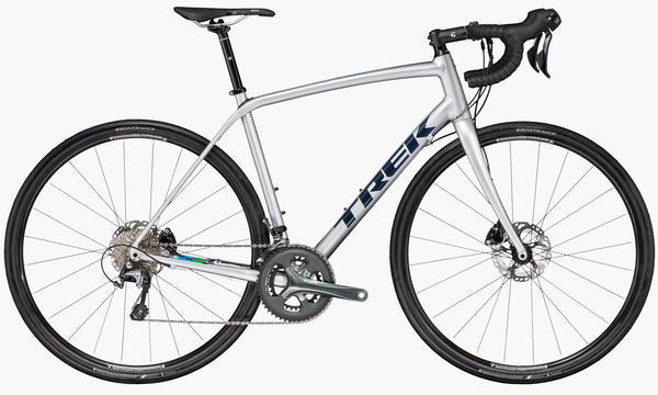 Trek Domane ALR 4 Disc Color: Quicksilver