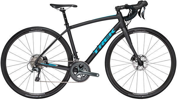 Trek Domane ALR 4 Disc Women's Color: Matte Trek Black