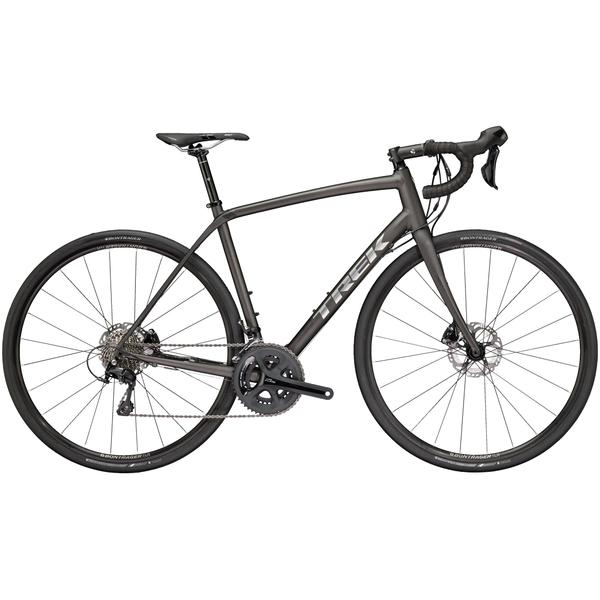 Trek Domane ALR 5 Disc Color: Matte Dnister Black