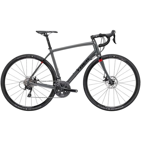 Trek Domane ALR 5 Gravel Color: Solid Charcoal