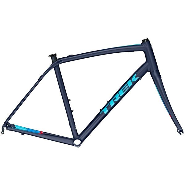 Trek Domane ALR Frameset Color: Matte Deep Dark Blue