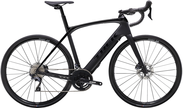 Trek Domane+ LT Color: Dnister Black