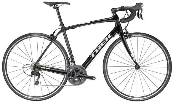 Trek Domane S 5 Color: Trek Black/Dnister Black