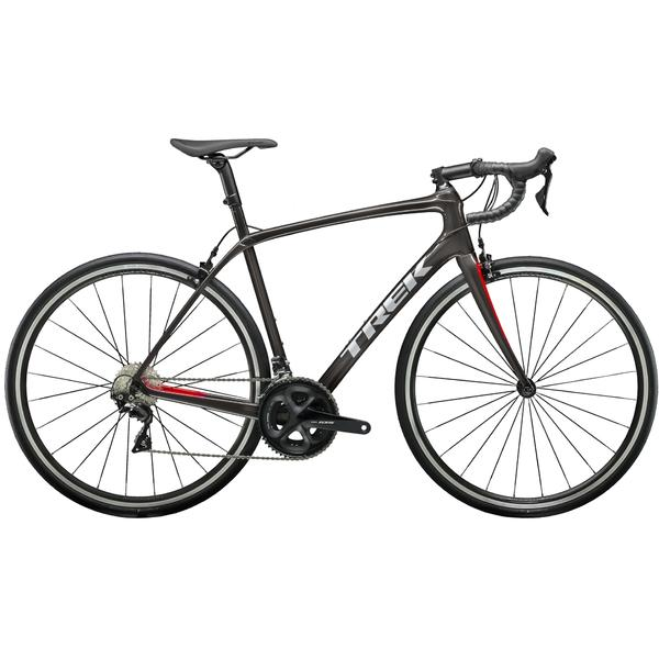 Trek Domane SL 5 Color: Dnister Black/Viper Red