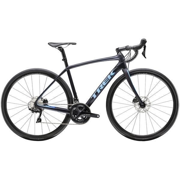 Trek Domane SL 5 Disc Women's Color: Matte Deep Dark Blue/Azure