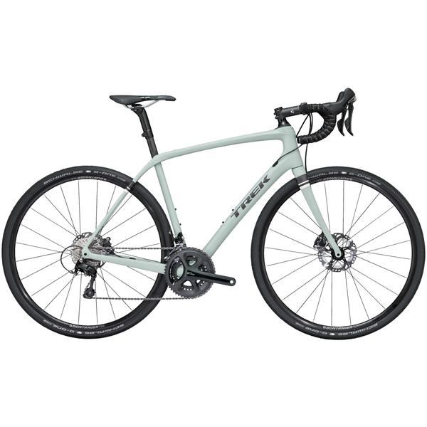 Trek Domane SL 5 Gravel Color: Matte Shady Grey