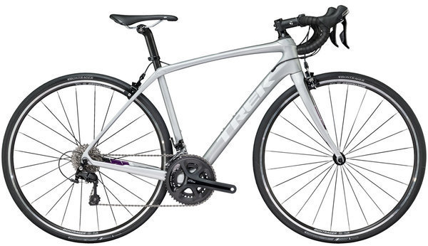 Trek Domane SL 5 Women's Color: Quicksilver/Dnister Black