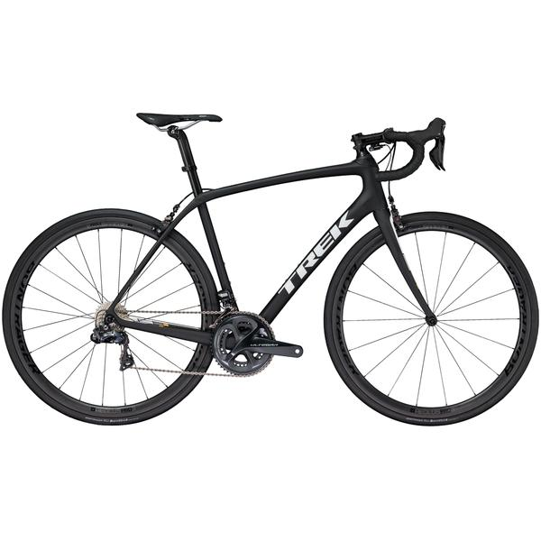Trek Domane SL 7 Color: Matte Dnister Black/Trek White