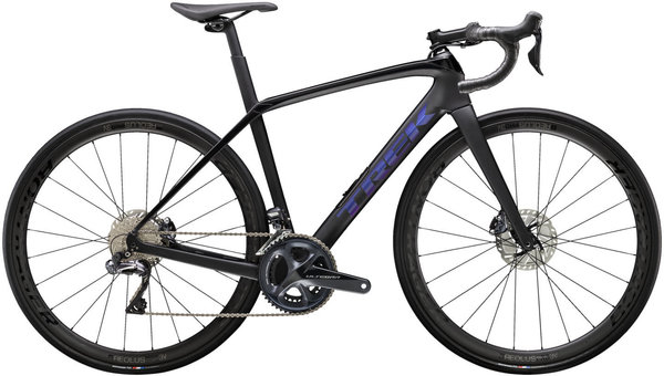Trek Domane SL 7 Color: Matte Trek Black