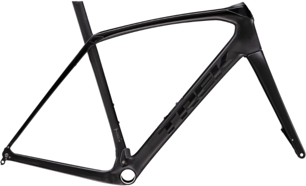 Trek Domane SL Disc Frameset Color: Matte/Gloss Trek Black