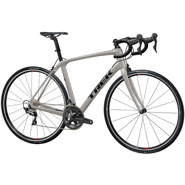 Trek Domane SLR 6 Color: Matte Metallic Gunmental/Trek Black