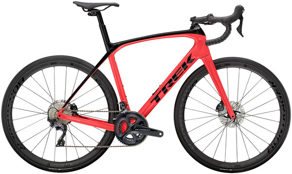 Trek Domane SLR 6 Color: Radioactive Coral/Trek Black