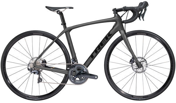 Trek Domane SLR 6 Disc Women's Color: Matte/Gloss Black