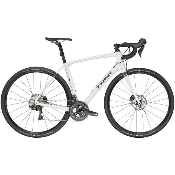 Trek Domane SLR 6 Gravel Color: Era White
