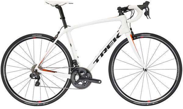 Trek Domane SLR 7 Color: Semigloss Crystal White/Roaran
