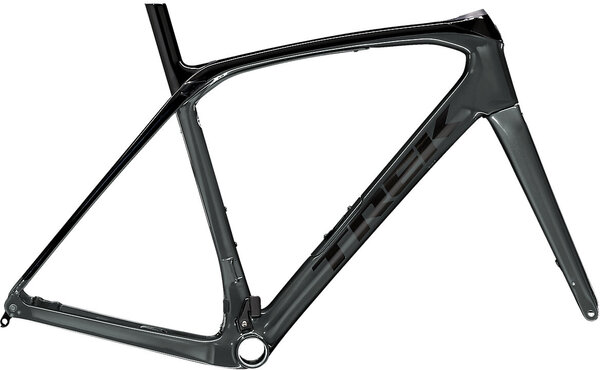 Trek Domane SLR Disc Frameset Color: Lithium Grey/Trek Black
