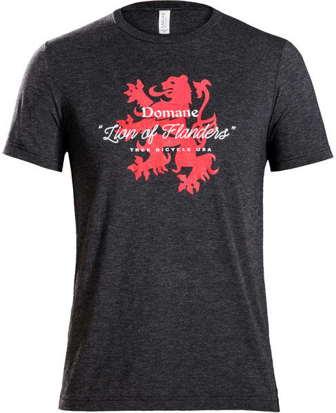 Trek Domane T-Shirt Color: Black