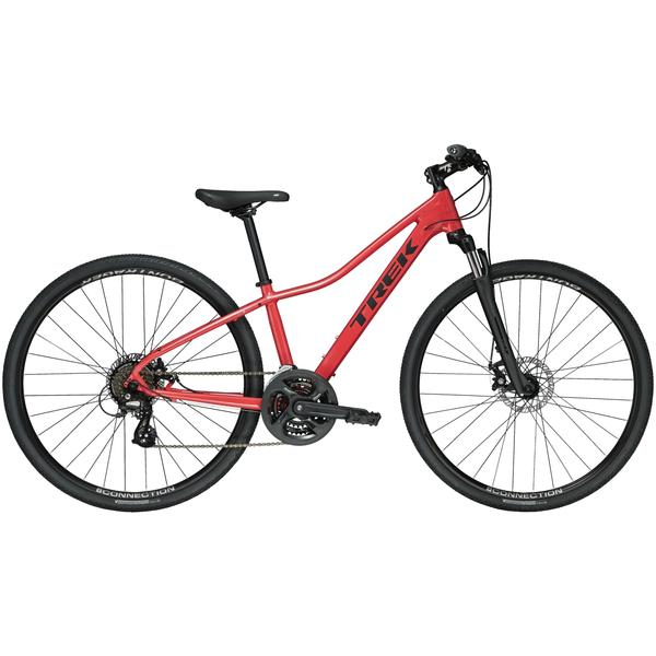 Trek Dual Sport 1 Women's Color: Infared