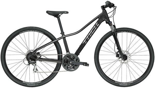Trek Dual Sport 2 Women's Color: Dnister Black