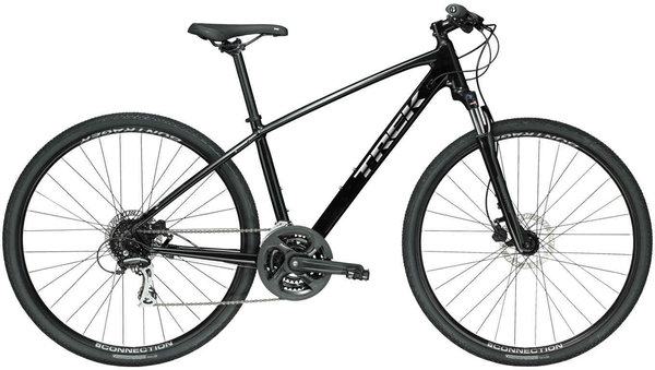 Trek Dual Sport 2 Color: Trek Black