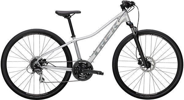 Trek Dual Sport 2 Women's Color: Quicksilver
