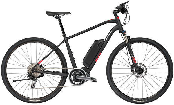 Trek Dual Sport+ Color: Matte Trek Black