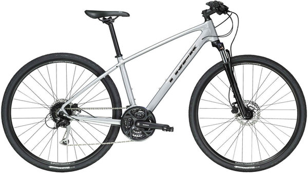 Trek Dual Sport 3 Color: Quicksilver
