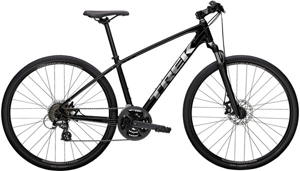 Trek Dual Sport 1 Color: Trek Black