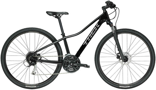 Trek Dual Sport 3 Women's Color: Trek Black