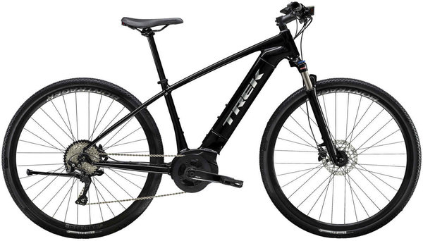 Trek Dual Sport+ Color: Trek Black
