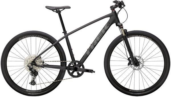 Trek Dual Sport 4 Color: Trek Black